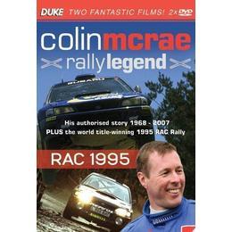 Colin McRae - Rally Legend/RAC Rally 1995 [DVD]